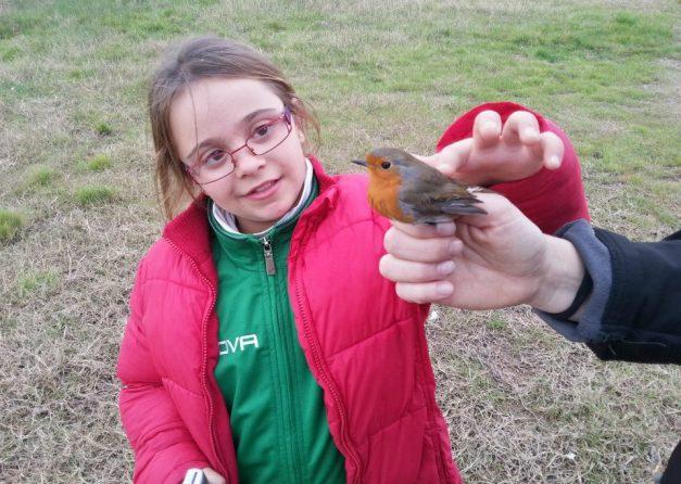 Ornitòloga