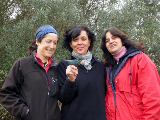 Ana, Marisé i Tere