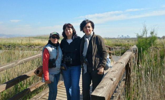 Carol, Tere i Marisé